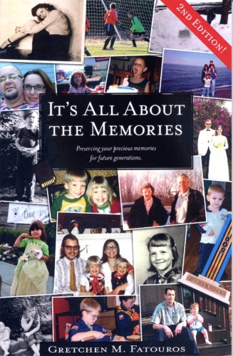 Generations Scrapbooking Scrapbook (It's All About the Memories: Preserving your precious memories for future generations (2nd Edition))
