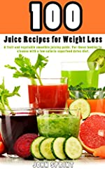 "100 clinically-proven weight loss juice recipes from personal trainer John Sprint.Calorie information included with each recipe.""Totally bodacious recipes. I make a new one every day."" - Rupert Walton"
