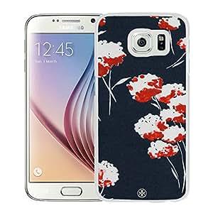 Most Popular Sale Phone Case 83 White Hard Samsung Galaxy S6 G9200 Phone Case