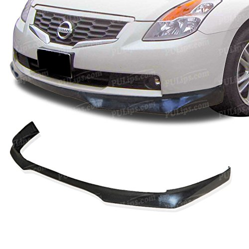 PULips(NSAT082RAFAD) RA Style Front Bumper Lip For Nissan Altima Coupe 2008-2009
