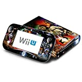 Star Wars Decorative Decal Cover Skin for Nintendo Wii U Console and GamePad