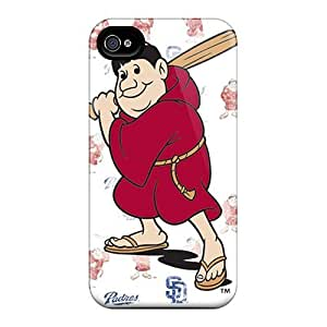 6plus Scratch-proof Protection Cases Covers For Iphone/ Hot San Diego Padres Phone Cases by mcsharks