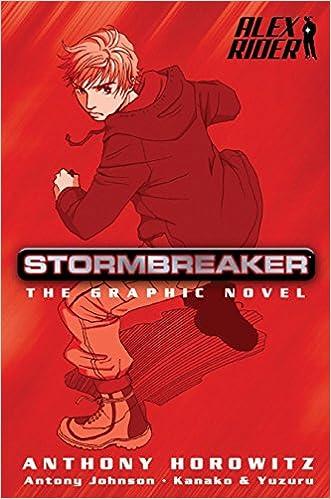 STORMBREAKER NOVEL PDF DOWNLOAD