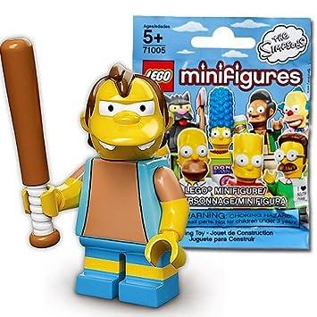 amazon レゴ lego ミニフィギュア ザ シンプソンズ シリーズ1