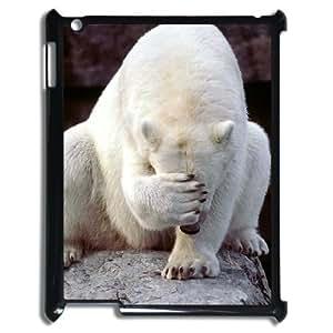 VNCASE Polar Bear Phone Case For IPad 2,3,4 [Pattern-1] wangjiang maoyi