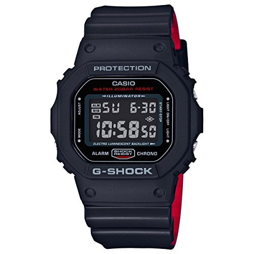 Casio SHOCK Quartz Resin Casual