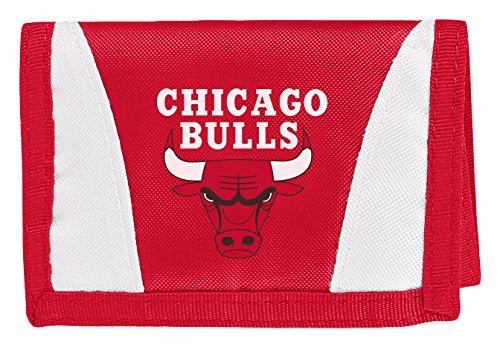 Officially Licensed NBA Chicago Bulls Chamber Wallet