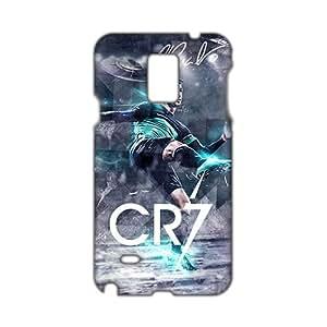 Evil-Store CR7 Cristiano Ronaldo 3D Phone Case for Samsung Galaxy Note4