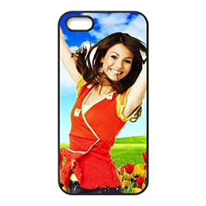 victoria justice 27 iPhone 5 5s Cell Phone Case Black 53Go-238010