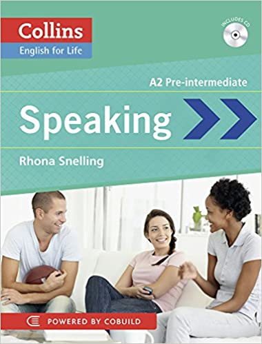English for Life: Speaking A2 Pre-Intermediate (Book and CD)