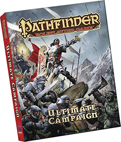Pathfinder Roleplaying Game: Ultimate Campaign Pocket Edition