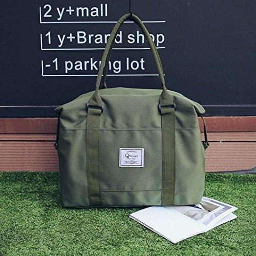 Bag Per Moda Tracolla Messenger Borse In Elegante Shoulder Verde Bag Spalla Spalla Donna Tela Donna Spiaggia Viaggio Borsa Da A Feixiang Tote pxFxwUq