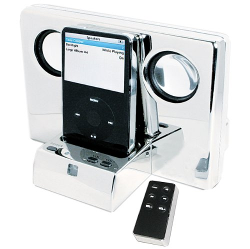 NATICO I-Player MP3 Speaker System (80-4112)