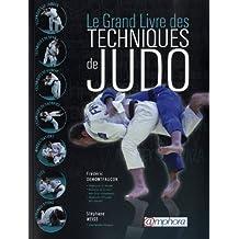 Techniques du judo [ancienne édition]