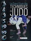 le grand livre des techniques de judo