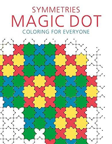 Symmetries: Magic Dot Coloring for Everyone