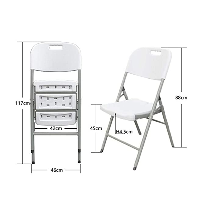 Amazon.com : Makeo New Conference Chair Office Furniture PP+ ...