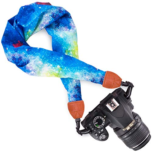 Wolven Soft Scarf Camera