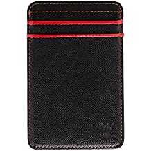 Würkin Stiffs RFID Leather Credit Card Wallet