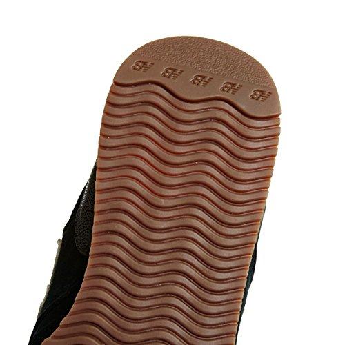 Nieuw Evenwicht Unisex-adult U420 Loopschoenen Zwart