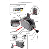 QWERTOUY Automatic Tape Dispenser, ZCUT9 Tape