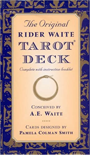 The Original Rider Waite Tarot Deck: Amazon.es: A.E. Waite ...