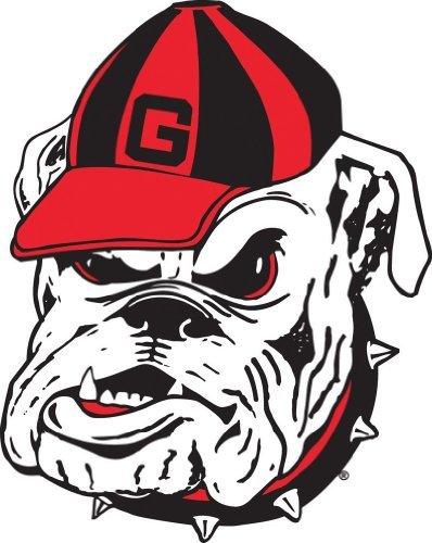 - Fremont Die NCAA Georgia Bulldogs 12-Inch Magnet
