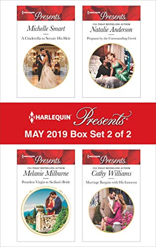 Harlequin Presents - May 2019 - Box Set 2 of 2: An Anthology