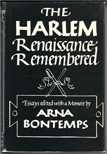 Harlem Renaissance essay. Please Help!?