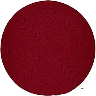 product image for Rhody Rug Venice Indoor/Outdoor Rug Red