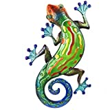 THE WORLD OF ANIMALS Salamander wall decoration 45 x 28 cm