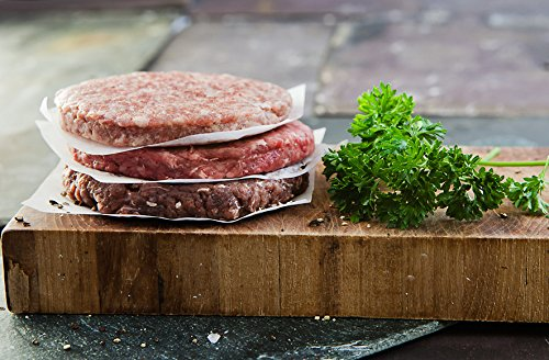 All Natural Berkshire Pork Patties (Antibiotic & Drug FREE) by Shady Lane Farms