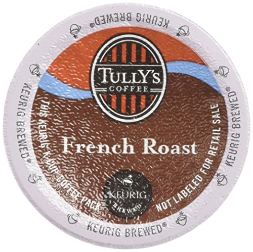 Keurig Tullys French Roast K Cup