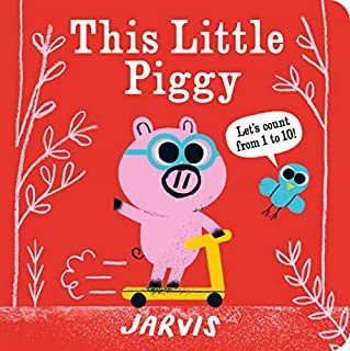 Book Cover: This Little Piggy: A Counting Book