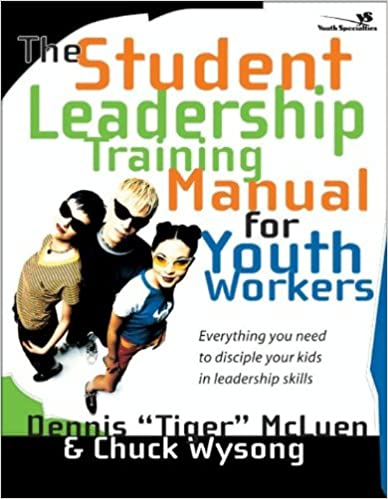 The student leadership training manual for youth workers the student leadership training manual for youth workers everything you need to disciple your kids in leadership skills youth specialties kindle edition fandeluxe Choice Image