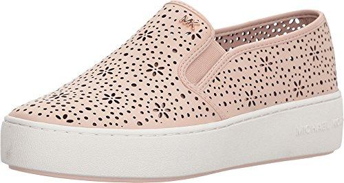 MICHAEL Michael Kors Trent Slip-On Sneakers (7.5 M US, Soft Pink)