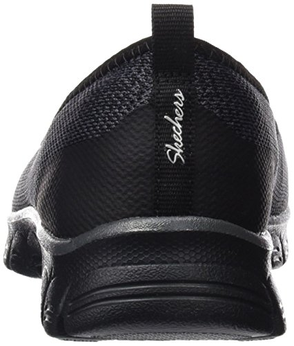 Skechers Ez Flex 3.0-Must-Be-Fate, Zapatillas para Mujer Negro (Blk)