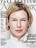 New York Magazine (September 2-15, 2019) Fall Preview Hollywood Almost Broke Renee Zellweger