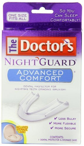 Doctor'S Nightguard Advanced Comfort, 2 Pack by The - Nightguard Doctors