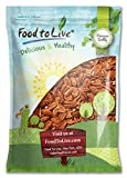 Food to Live Pecans (Raw, No Shell, Kosher) (9 Pounds)