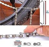 GORNORVA Bike Chain Tools with Chain Hook Chain