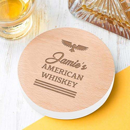 Personalized Drink Coasters -