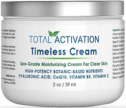 Anti Wrinkle Cream Anti Aging Face Cream Moisturizer For Face Dark Spot Remover For Face Scar Removal Cream Pore Minimizer Skin Lightening Cream Collagen Booster Age Spots Remover Day Night Use 2 oz