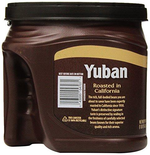 043000047071 - Yuban Ground Coffee Traditional Medium Roast 31 Ounce Canister carousel main 2