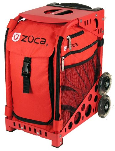 Zuca Bag Chili- Red Frame by ZUCA