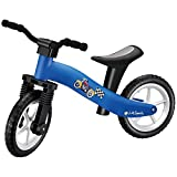 Lightweight Boys Blue First Childrens / Toddler / Kids Balance Bike No Pedals Suitable Ages 2, 3 & 4