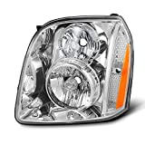yukon denali 2014 - For 2007-2014 GMC Yukon | 2007-2014 Yukon XL 1500 2500 | Denali | Hybrid Driver Left Side Headlight Lamp
