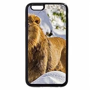 iPhone 6S Plus Case, iPhone 6 Plus Case, lion