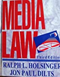 Media Law, Carey, Peter W., 0070296731