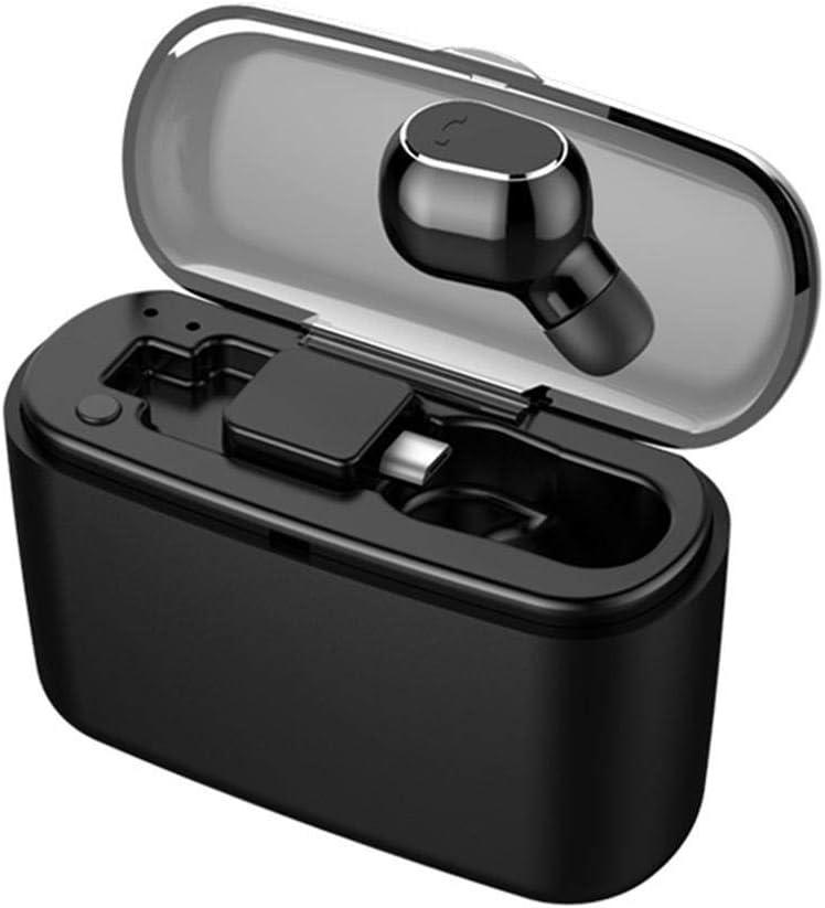 fukjem M8 Stealth Bluetooth V4.2 Wireless Mini Multi-Function Earphone Earbud Headphones